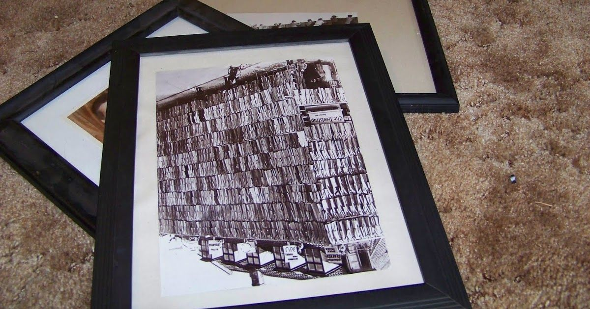 I Love A Good Matted Picture And Frame But Sometimes They Are So