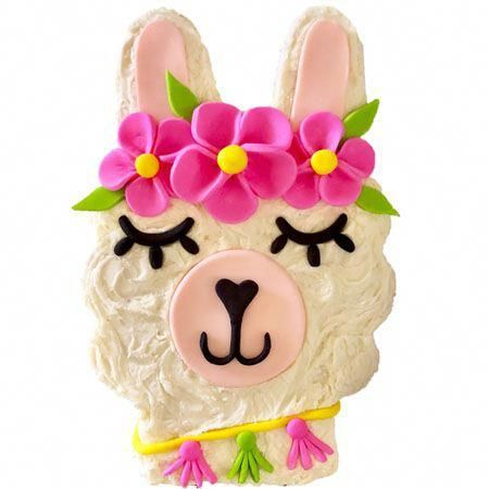 Easy DIY Llama Birthday Cake Kit  Cake 2 The Rescue llamabirthdaycakediykitcake2therescue