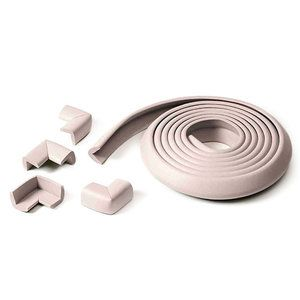 Soft Edge And Corner Guards For Baby Safe Furniture Double Sided Tape Included Walmart Com Edge Guard Prince Lionheart Double Sided Tape