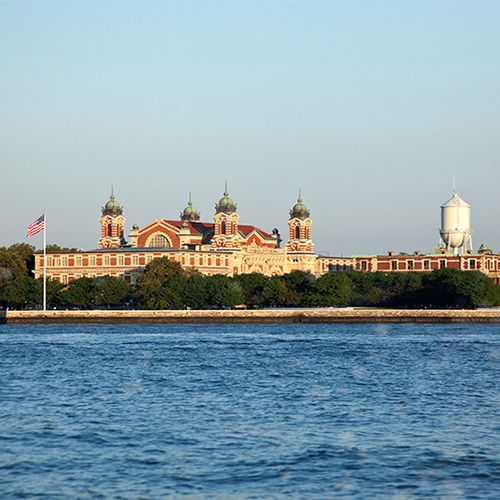 Ellis Island's Un-restored Hospital Wing Opened To The