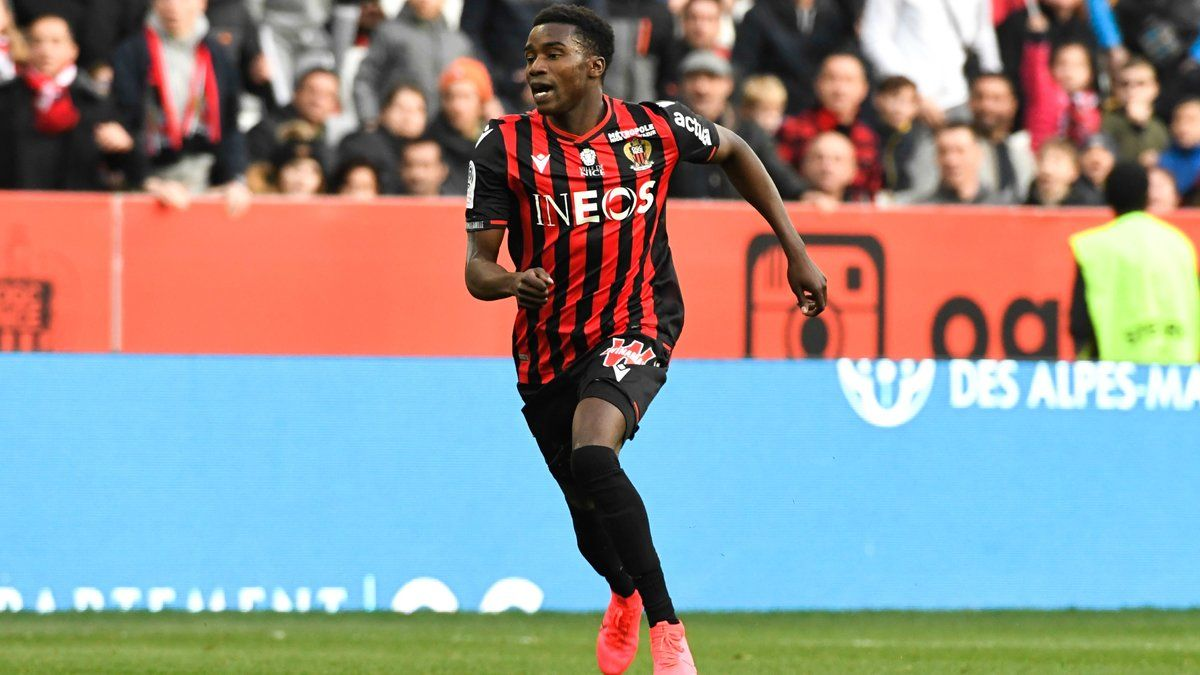 Ligue 1 Nice Moussa Wagué encore sur le banc wiwsport