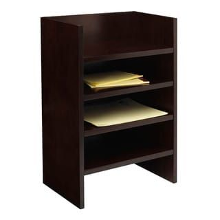 4 Drawer File Cabinet Lockable Wood Composite Vertical Organize Sophisticated Function Design Office Cabinet Workspace Bedroom Indoor Letter Size Decor Livingroom Espresso /& eBook by MSS