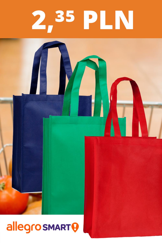 Torba Na Zakupy Torby Ekologiczne Super Jakosc Reusable Tote Bags Bags Tote Bag