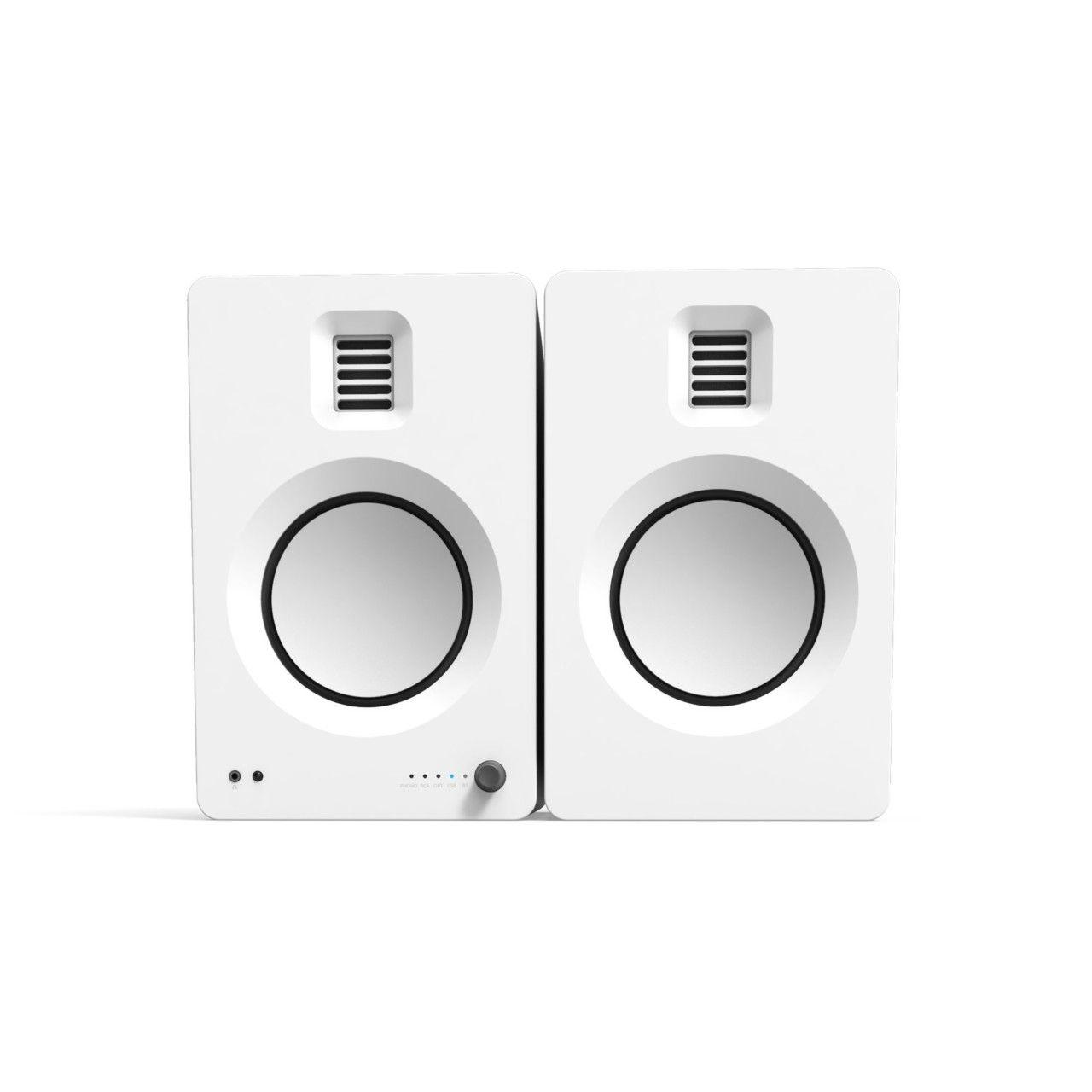 Kanto TUK Powered Speakers Simplifies Connectivity - Design Milk