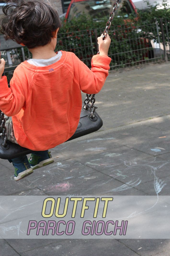 Outfit Alessandro | Parco giochi