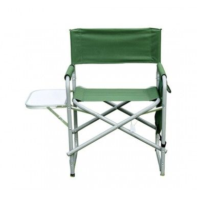 green fishing chair wingback recliner chairs living room buy portable folding camping outdoor seats deep homcom