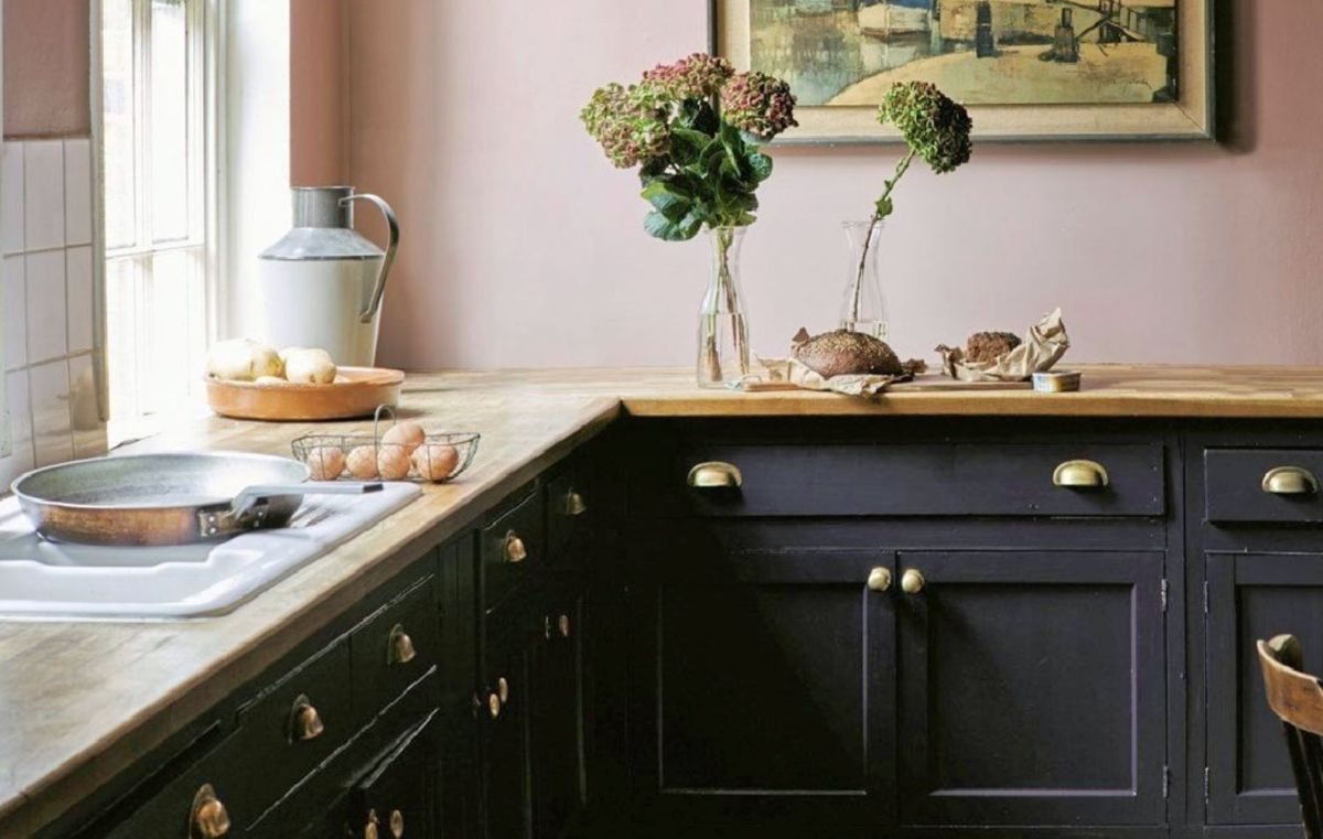 These Are The Most Popular Paint Colours In 2020 Kitchen Cupboards Paint Kitchen Marble Kitchen Worktops
