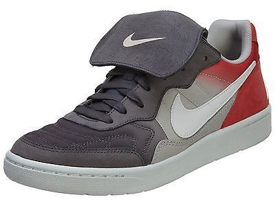 Nike Tiempo 94 Txt Mens 644817 018 Iron Grey Red Casual