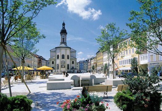 Heiraten in Traunstein