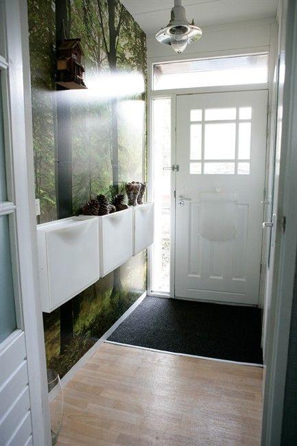 f r kleine flure flur entry pinterest haus flure und vorzimmer. Black Bedroom Furniture Sets. Home Design Ideas