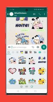 Figurinhas Bom Día,Tarde,Noite - WAStickersApps for Android - APK Download