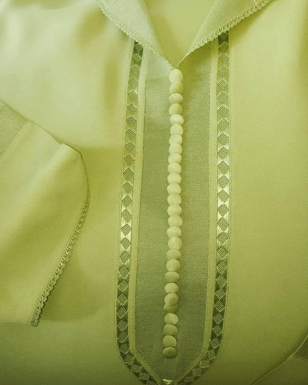 أجمل موديلات الراندا المغربية Moroccan Dress Neckline Designs Salwar Neck Designs