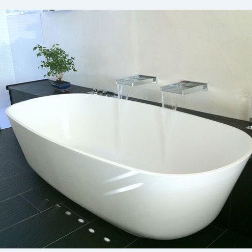 Freistehende Badewanne kaufen Was gibt es zu beachten? (Hygiene