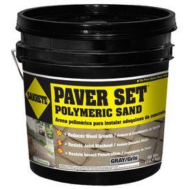 Sakrete 40 Lb Gray Polymeric Jointing And Polymeric Sand Paver Sand