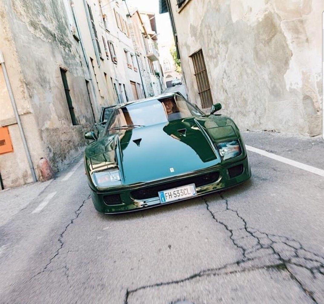 Ferrari F40 Ferrari f40, Ferrari, Car