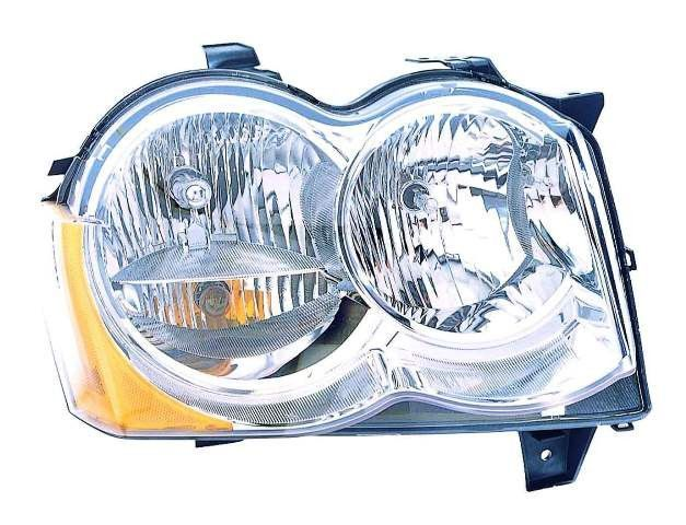 2008-2010 Jeep Grand Cherokee Headlamp RH