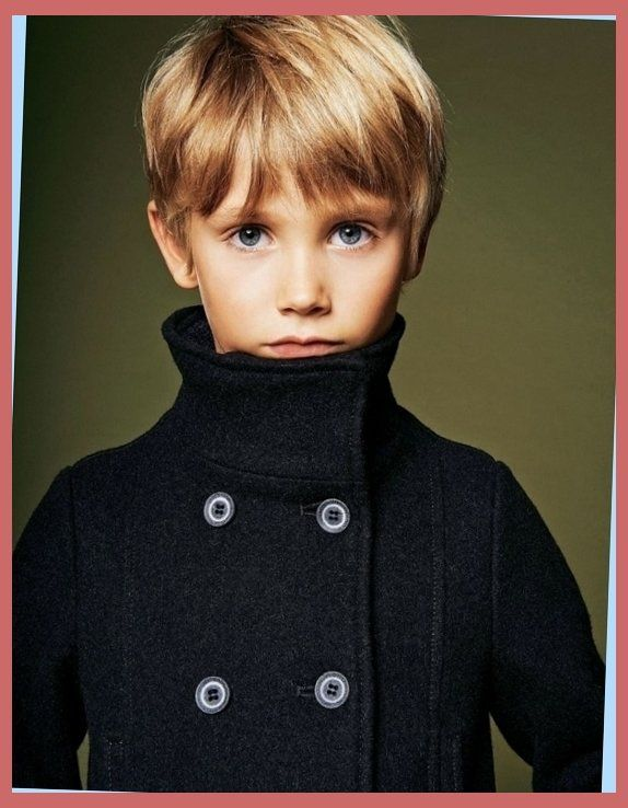 32 Stylish Boys Haircuts For Inspiration For Long Toddler