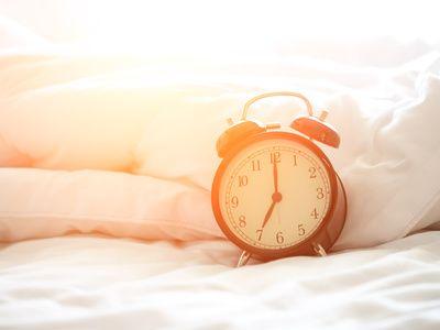 Ein selbstgemachter Kissenspray für einen guten Schlaf