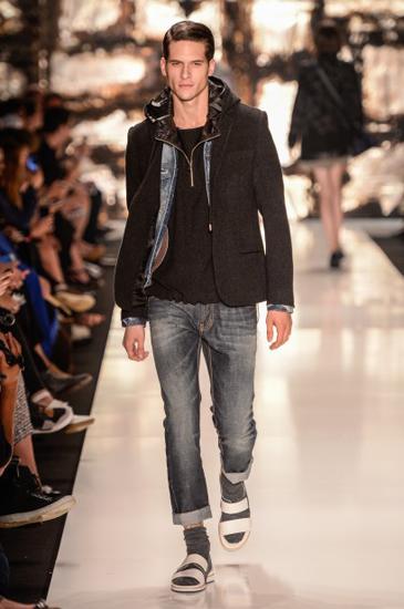 SPFW - Inverno 2014 - Colcci guiajeanswear.com.br