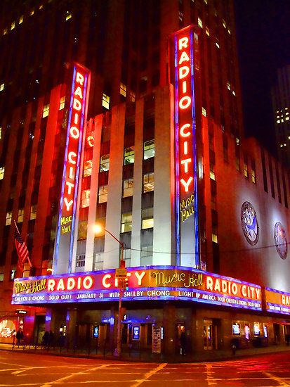 radio city music hall new york new york the rockettes - How Long Is The Radio City Christmas Show