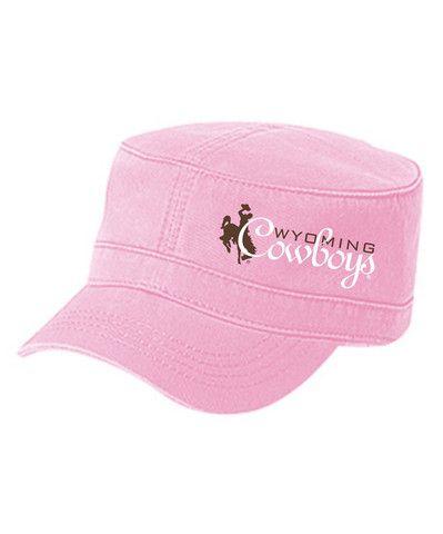 Wyoming Cowboys Women's Pink Hat - Wyoming Pride | Wyoming Stuff