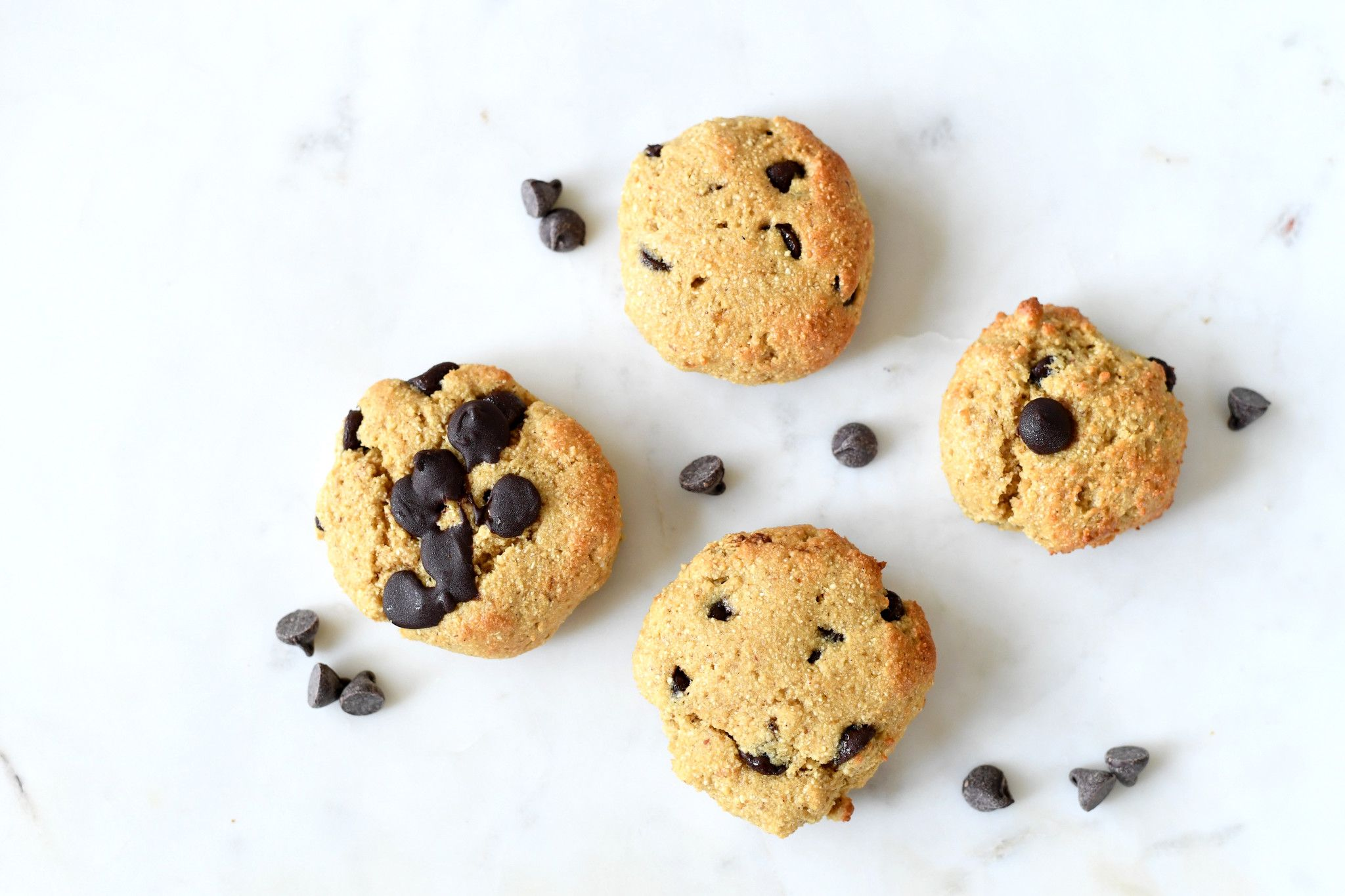 Chocolate Chip Protein Cookies