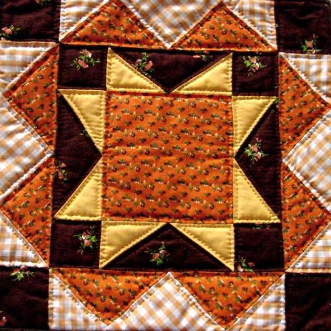 North Star Block - For The Underground Railroad Quilts, Meant for ... : underground quilt - Adamdwight.com