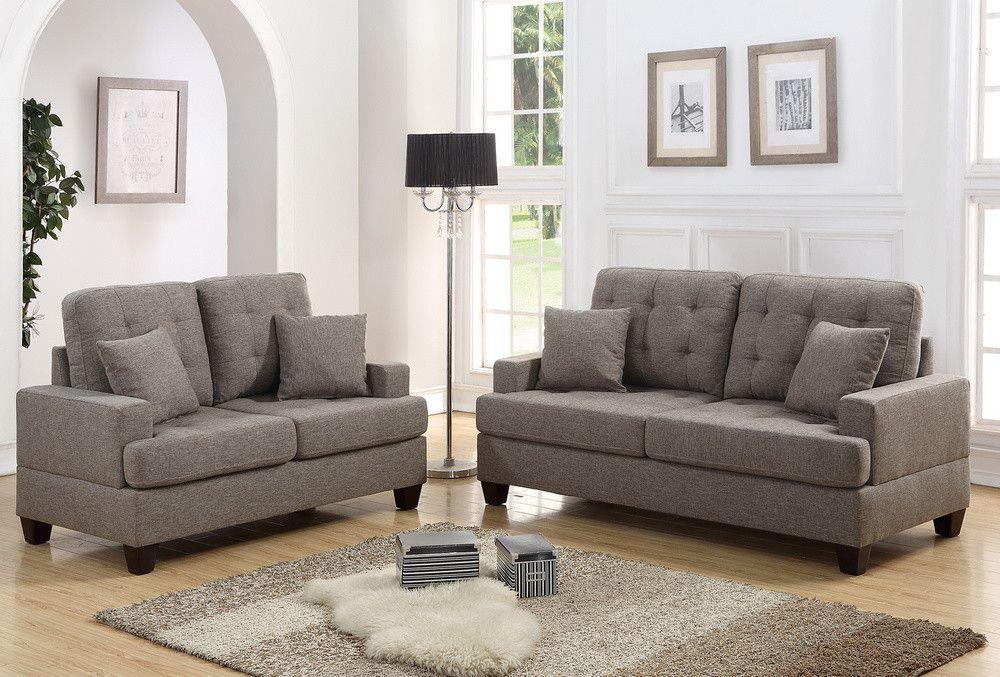 2 Pc Sofa Set F6501 Living Room Sets Sofa Set
