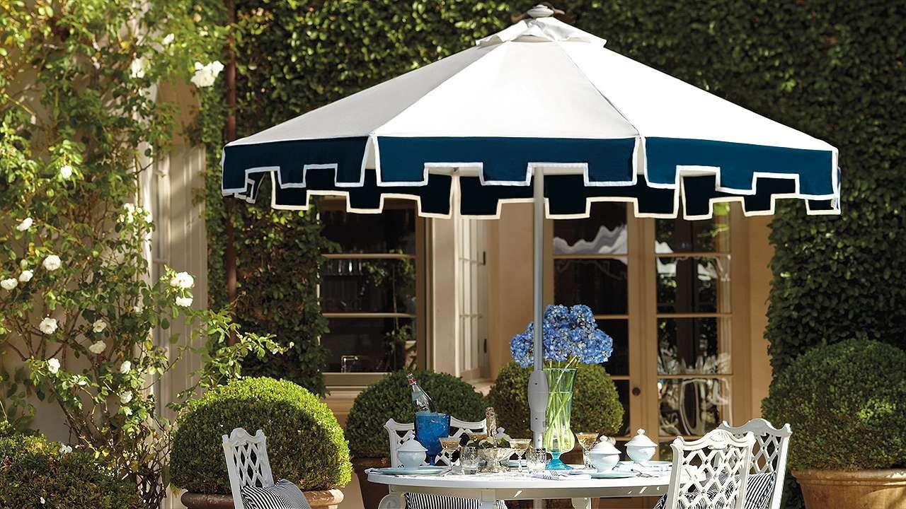 Superieur Greek Isle Umbrella