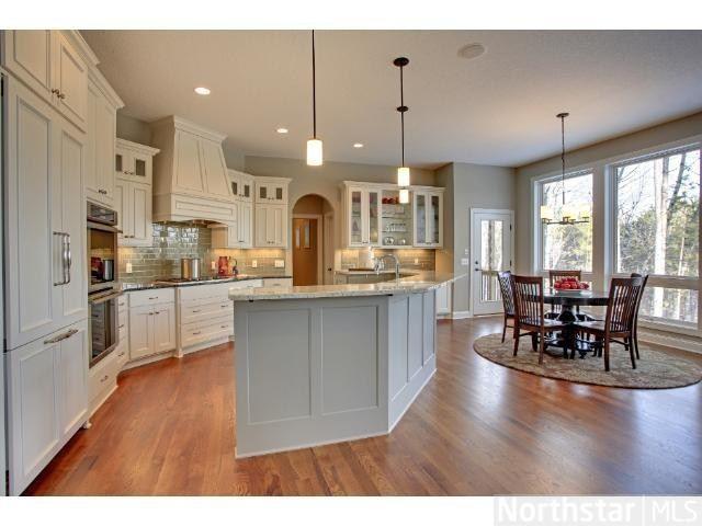 Fresh, simple kitchen. Love the #backsplash. #Rubicon | Captivating ...