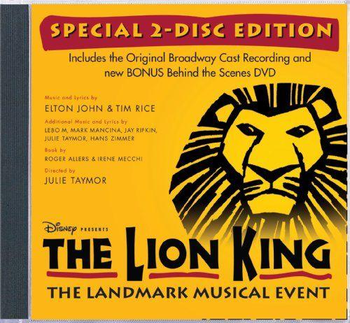 Theology In The Lion King Lion King Original Lion King Broadway Lion King