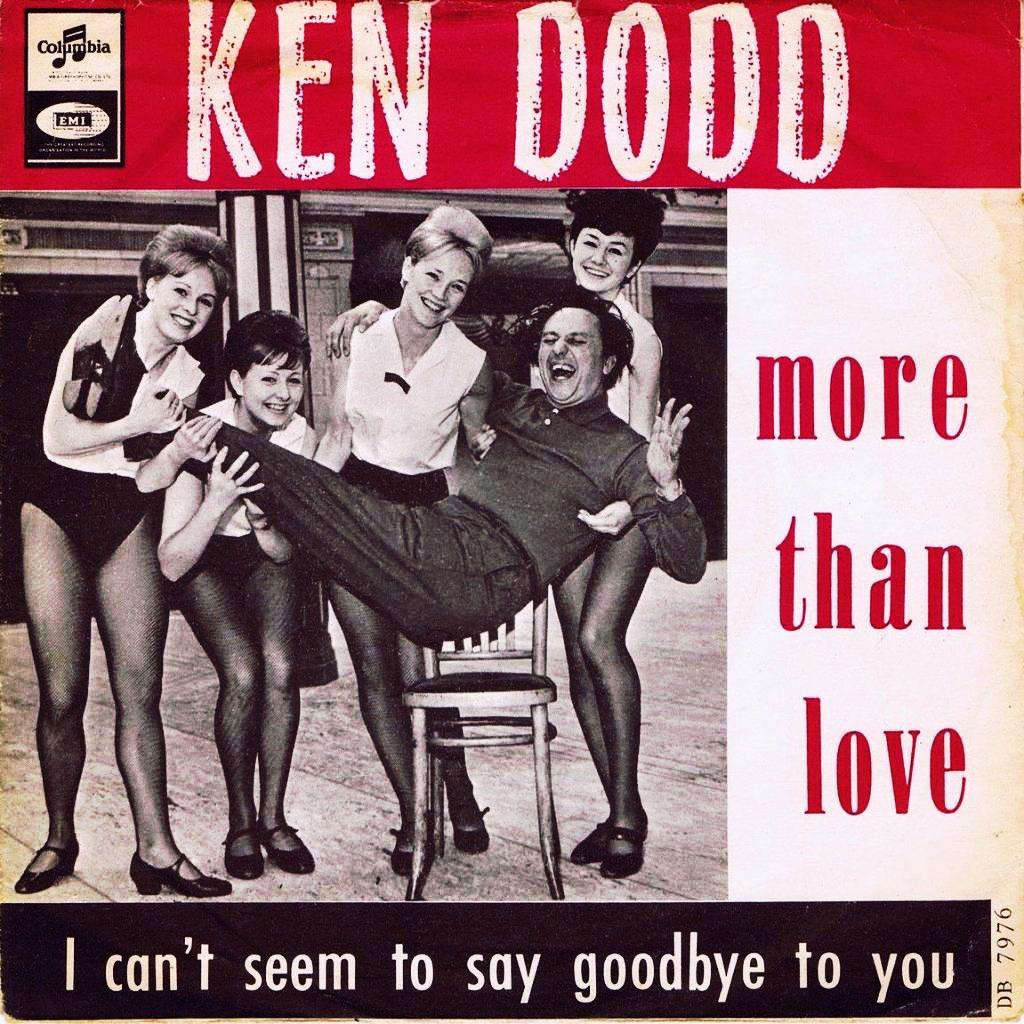 Ken Dodd – More Than Love (1966)