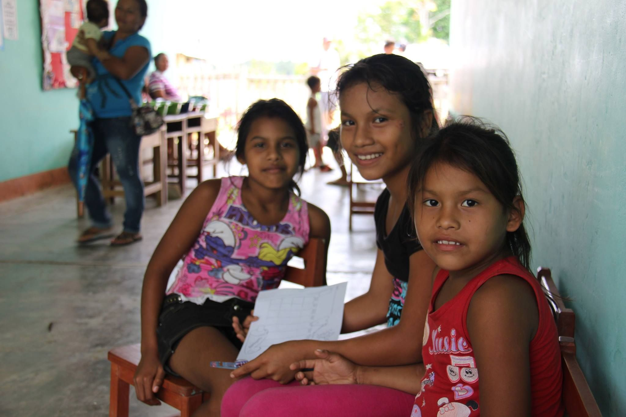 We want to see these young girls live to become healthy women