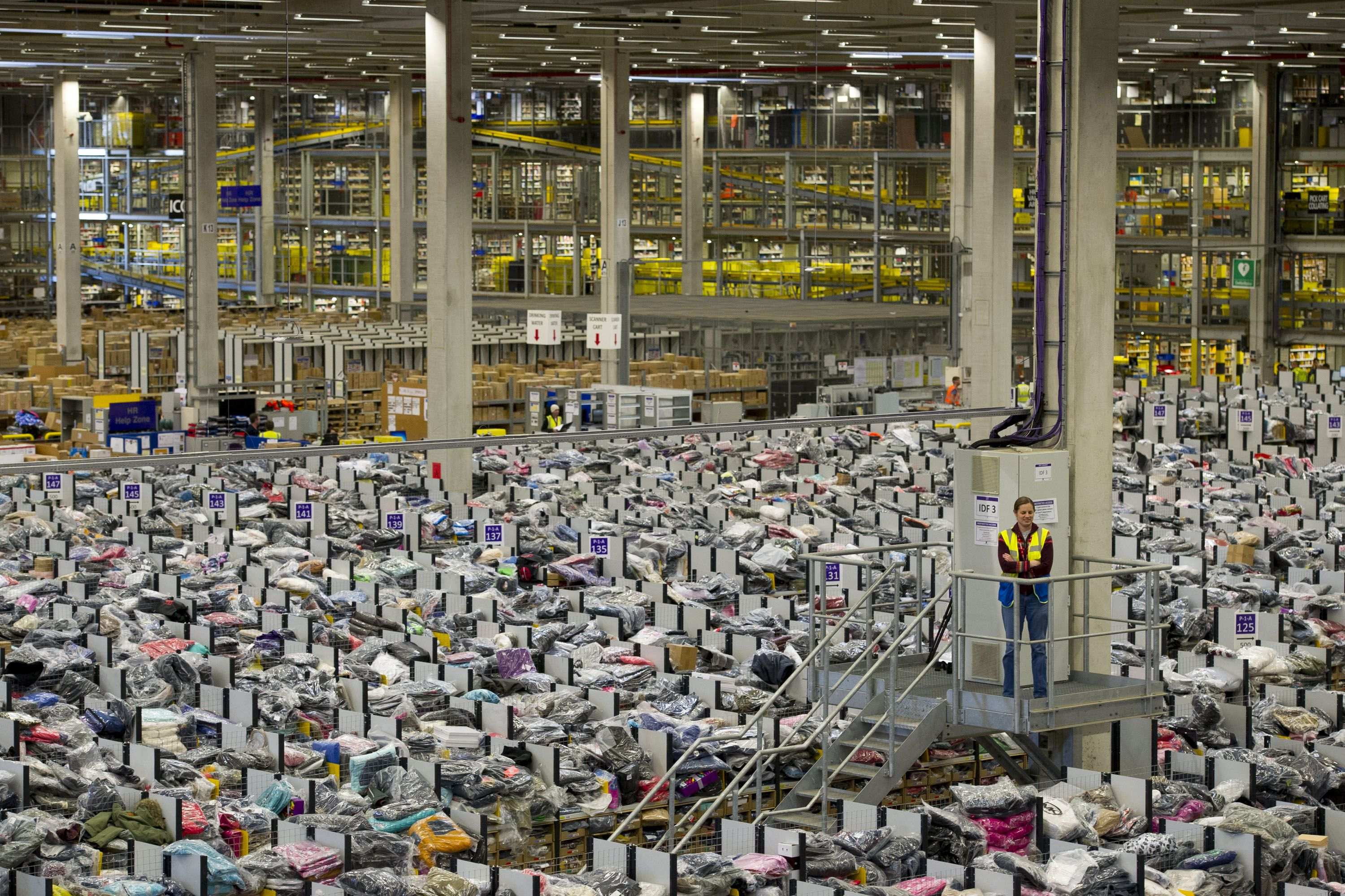 Amazon Warehouse Digital Tax Cultural Barriers Amazon Prime Day