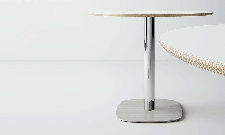 Mesa cocina redonda CIRCUS, catálogo Muebles ANTOÑÁN, del fabricante ...