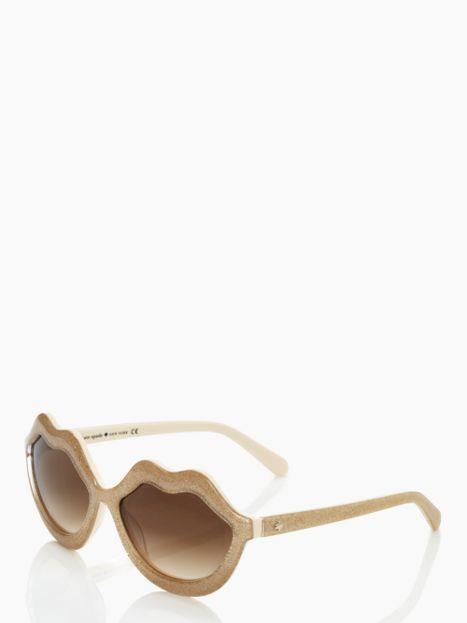 104164e14f1c SEANNA - Kate Spade lip sunglasses | must buy! | Sunglasses, Fashion ...
