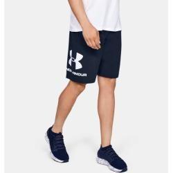 Photo of Shorts esportivos masculinos de algodão com gráfico Under Armour