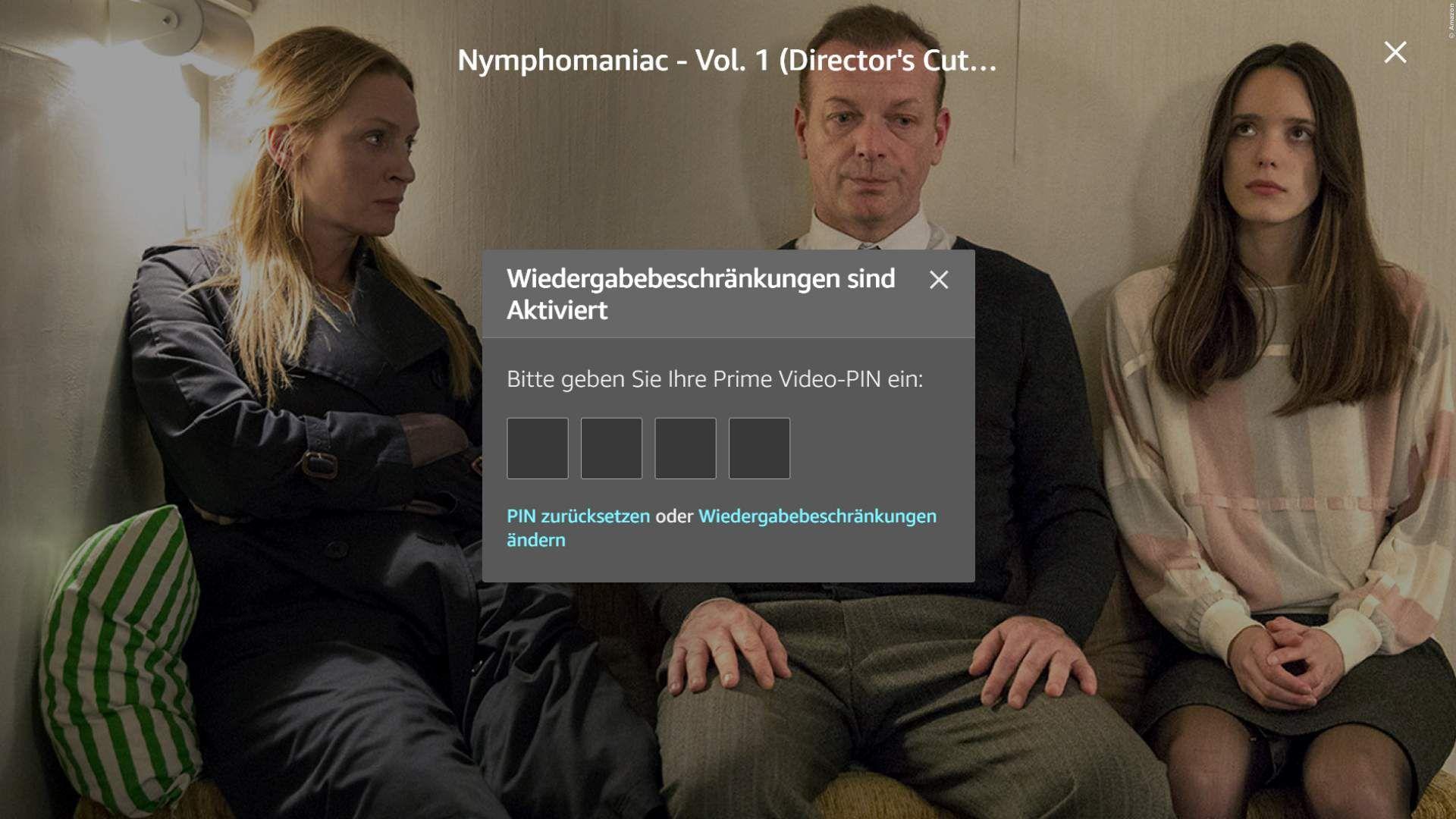 Amazon Prime Altersfreigabe