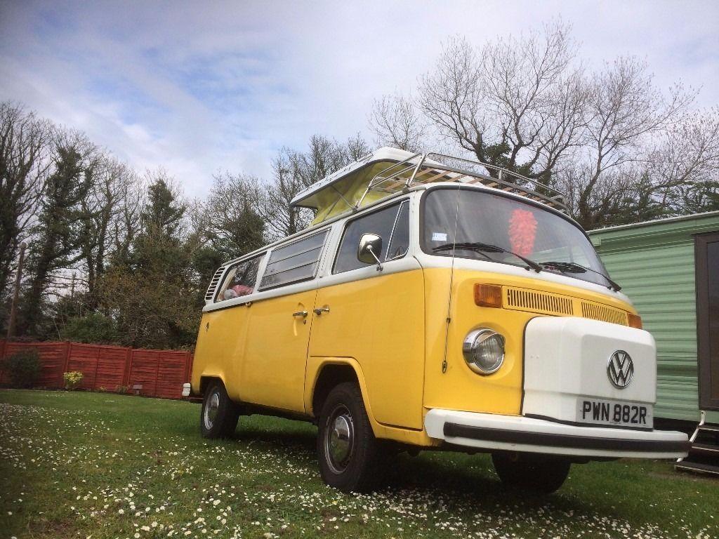 Westfalia helsinki 1977 t2 campervan original interior and major restoration in meltham west