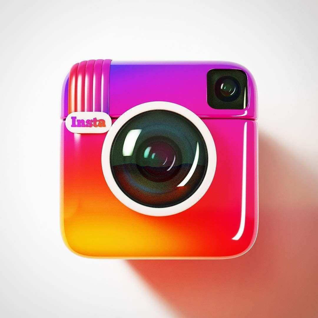 Instagram 3 d