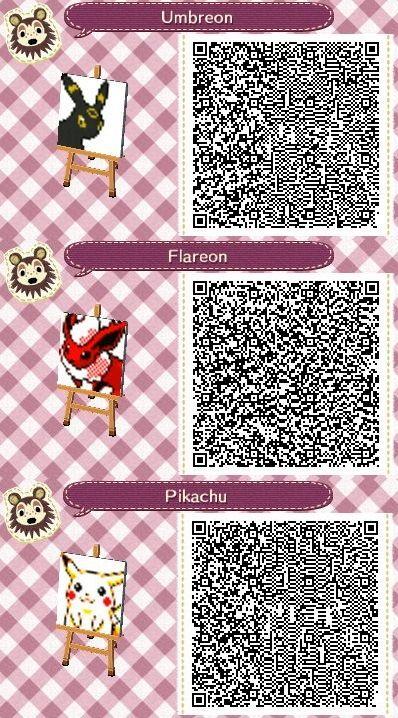 Pokemon QR codes part 2 by shmad380.deviantart.com on @deviantART