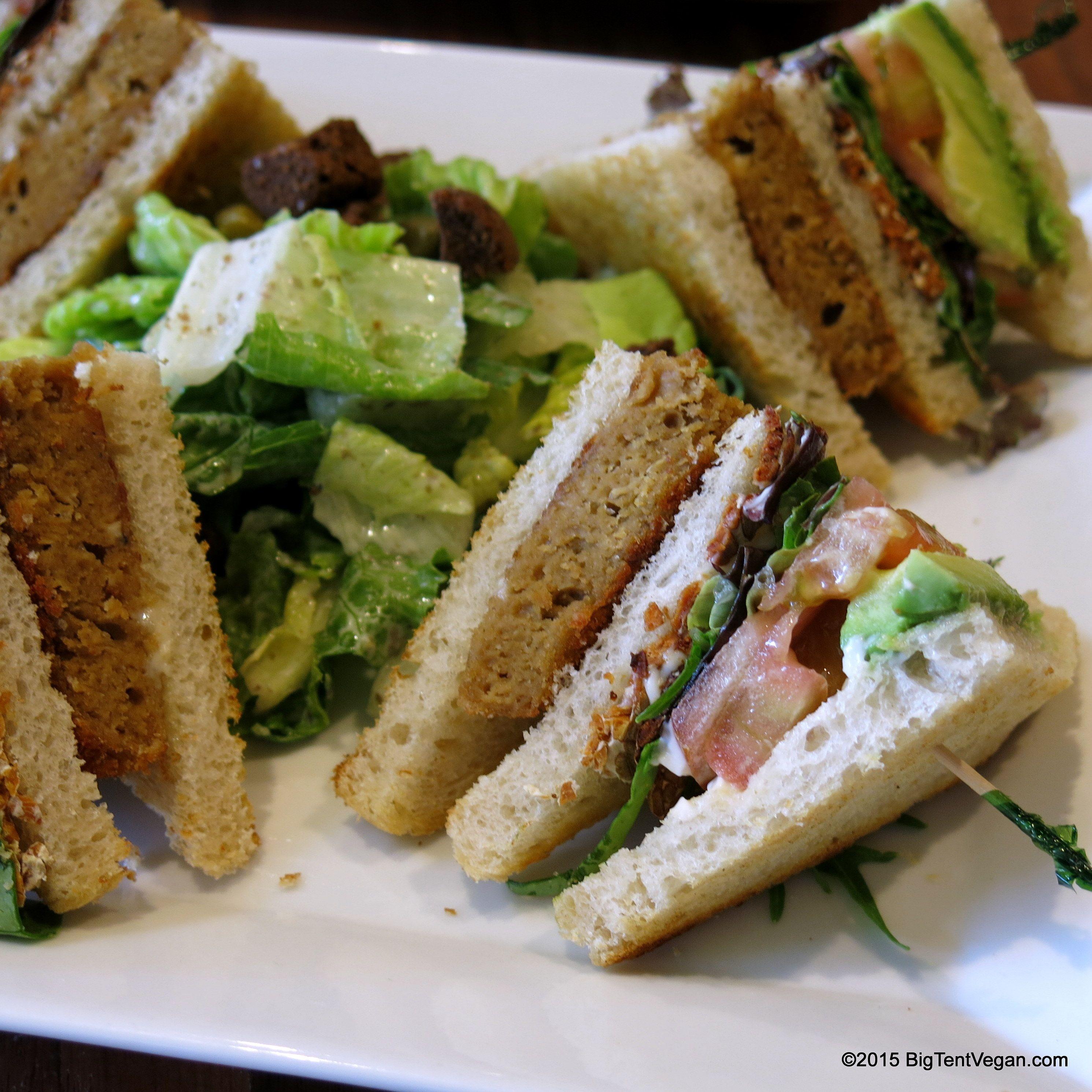 Pin By Big Tent Vegan On Vegan At Los Angeles Ca Usa Restaurants Real Food Recipes Vegan Sandwich Whole Food Recipes