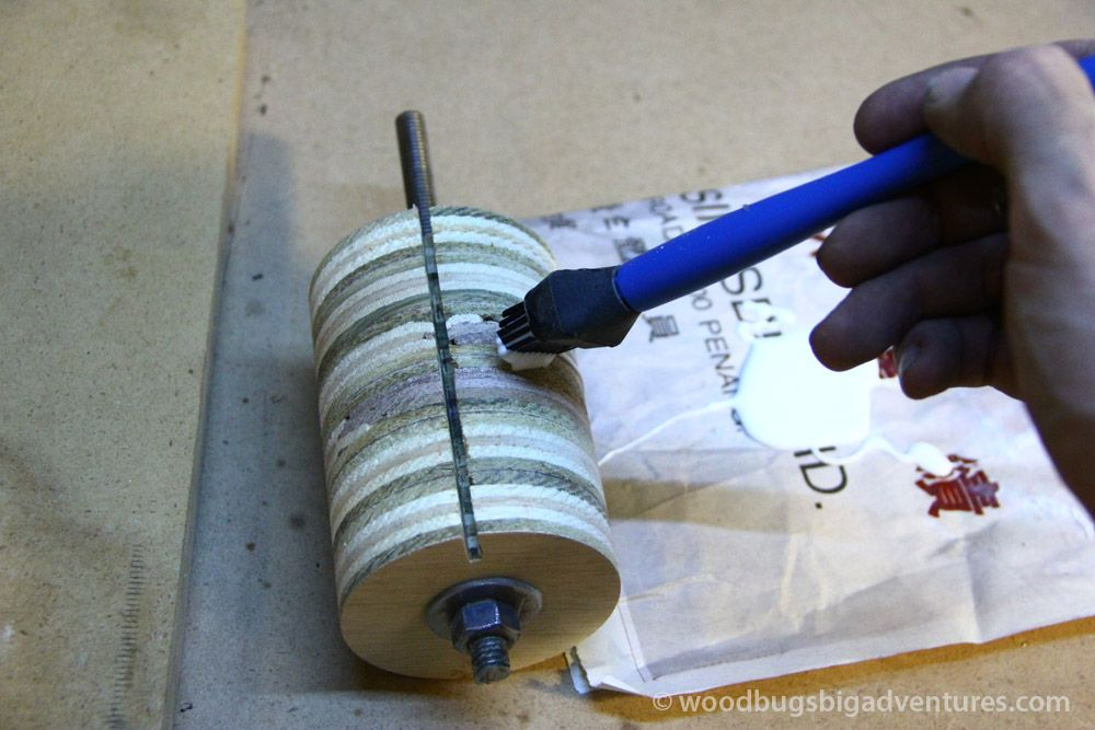 drum sander for drill. homemade spindle sander | adventure 30 \u2013 diy drill press drum for