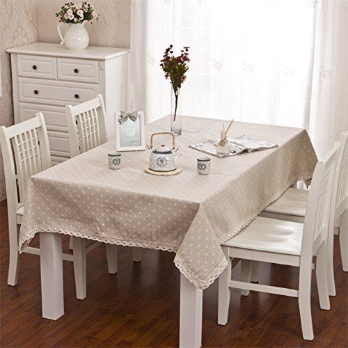 tablecloths for living roompastoral cotton tablecloth