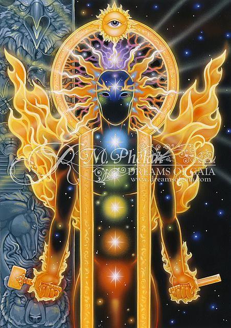 Ravynne Phelan - tarot and oracle author and artist
