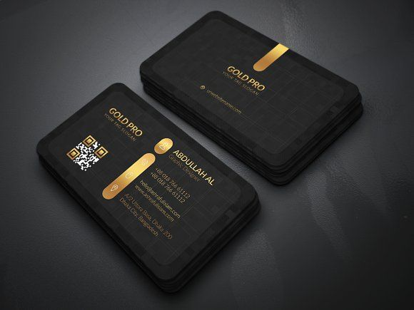 Royal Business Card by Create Art on @creativemarket Graphis - visiting cards