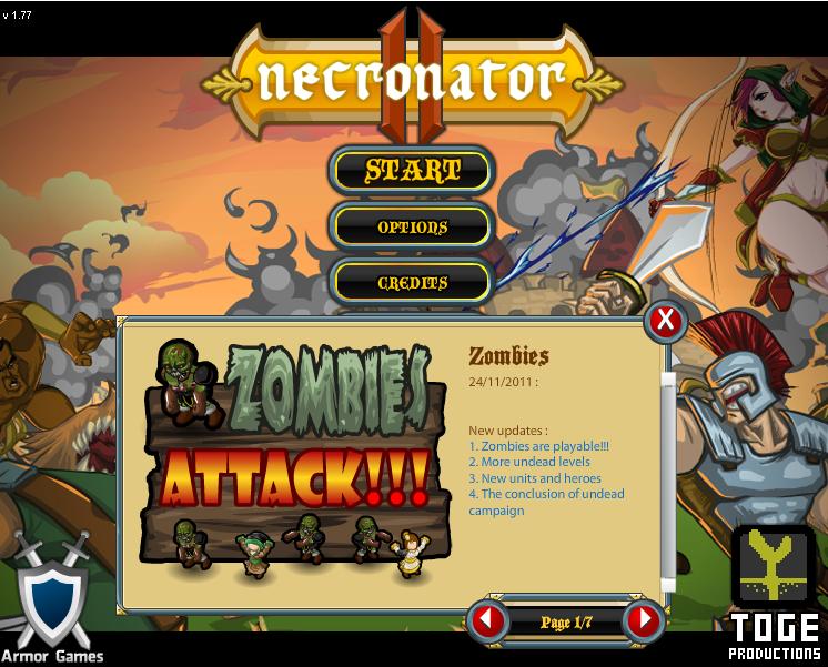 Necronator 2 Hacked