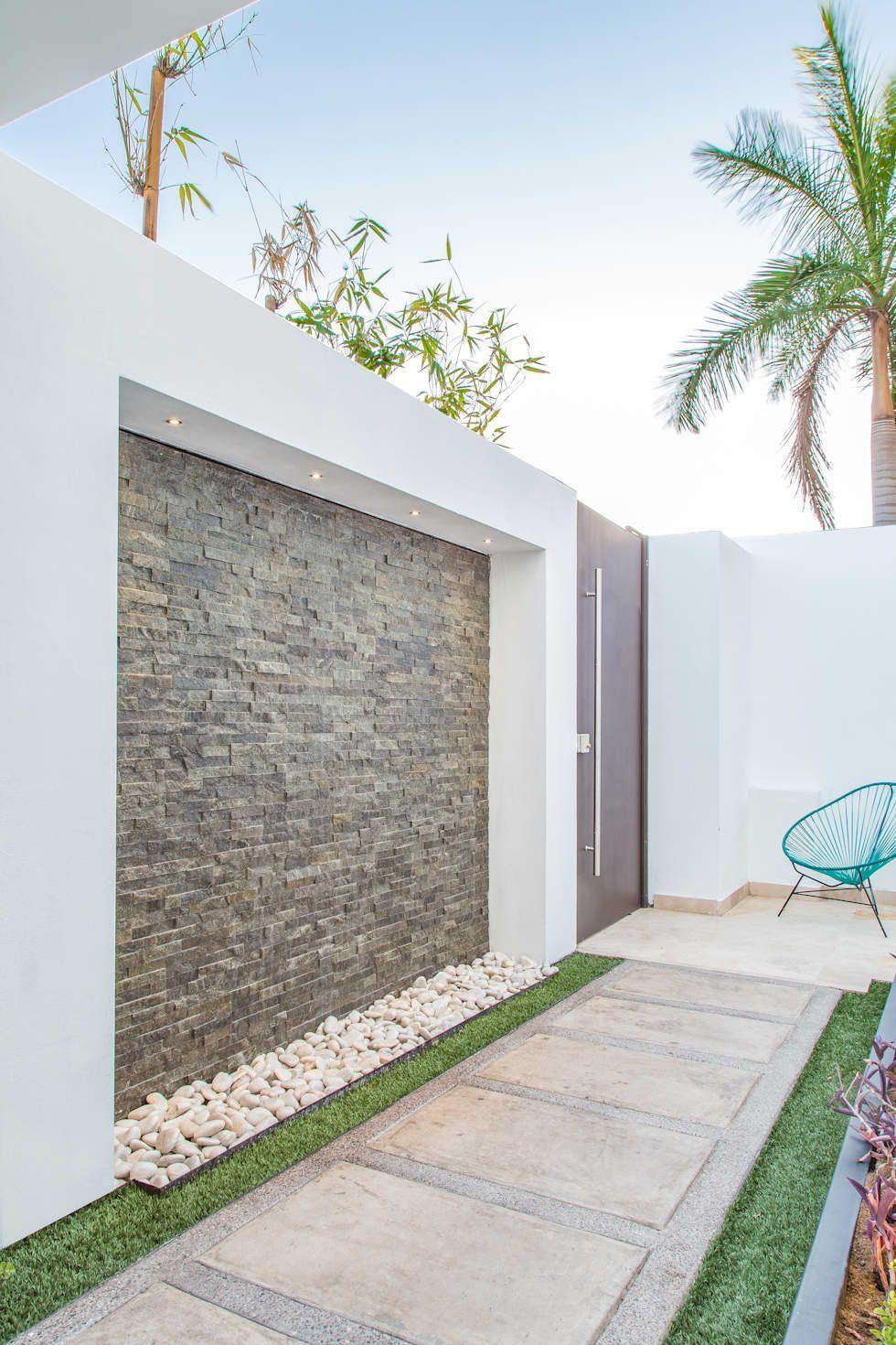 Área exterior mac balcones y terrazas minimalistas de s2 arquitectos minimalista