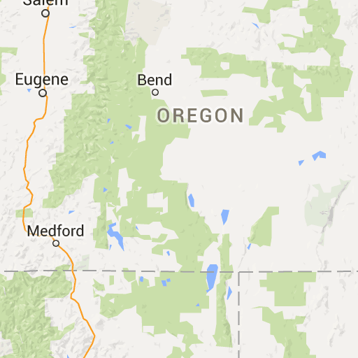 Map of Oregon's Cities & Regions #traveloregon