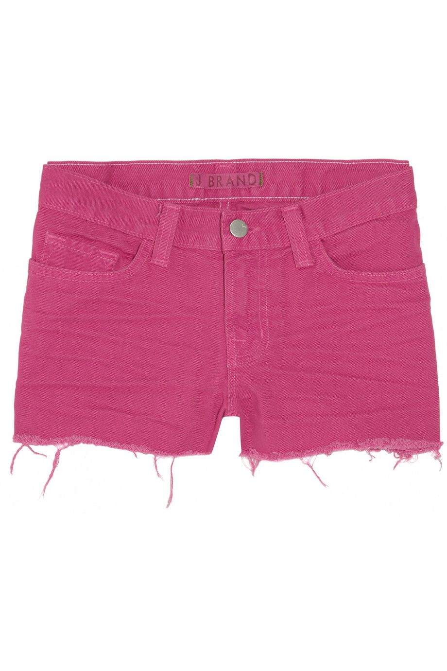 J Brand Cut-off denim shorts - 55% Off Now at THE OUTNET